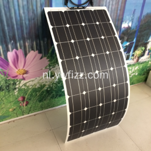 Flexibel Single Crystal Solar Panel Voedingsontwerp